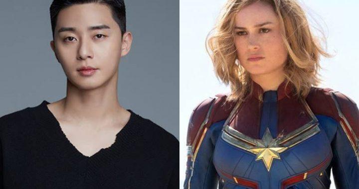 """พัคซอจุน(Park Seo Joon) มีข่าวว่าจะร่วมแสดงกับบรี ลาร์สัน (Brie Larson) และอีกมากมายใน """"The Marvels"""""""