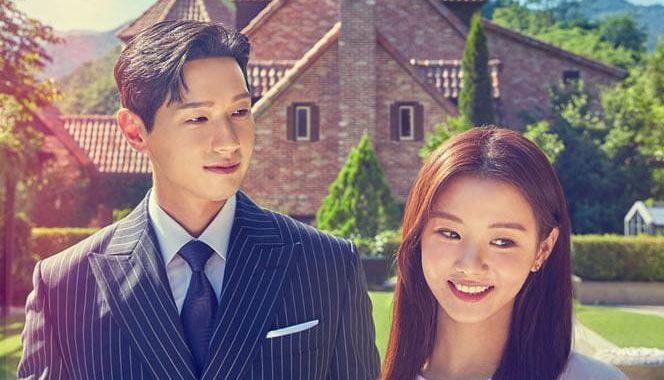 A Gentleman and a Young Lady เรื่องย่อซีรีย์เกาหลี