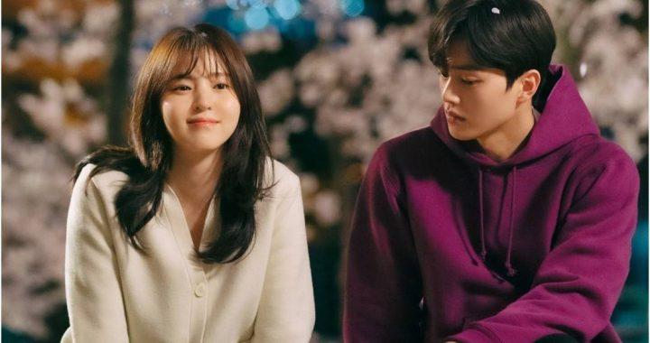 """ละครเรื่องใหม่ """"Nevertheless"""" พรีวิวโรแมนติกหวานของซงคัง(Song Kang) และฮันโซฮี (Han So Hee)"""