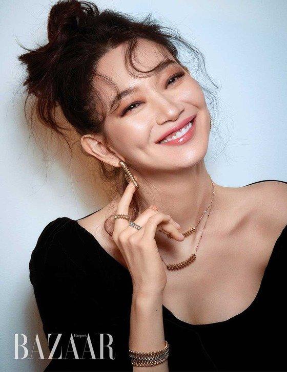 ชินมินอา(Shin Min Ah) ดาราเกาหลี