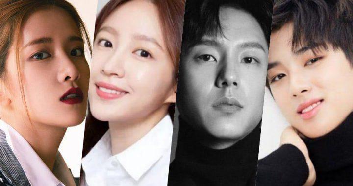 Idol: The Coup เรื่องย่อซีรีย์เกาหลี