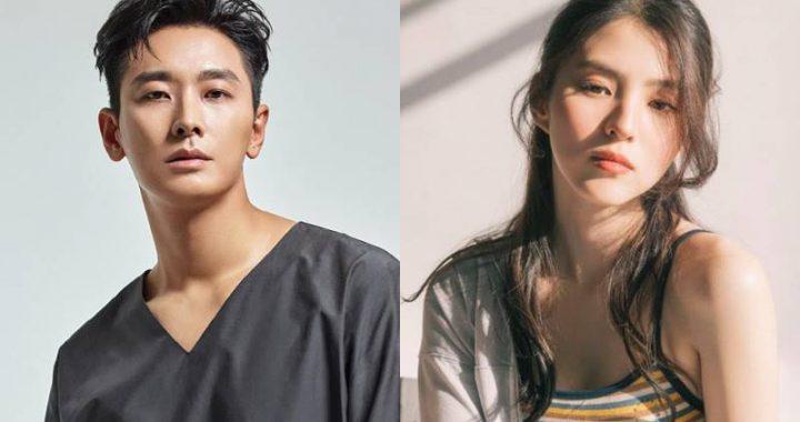 จูจีฮุน(Joo Ji Hoon) และฮันโซฮี(Han So Hee) กำลังพูดคุยเพื่อแสดงในภาพยนตร์ใหม่