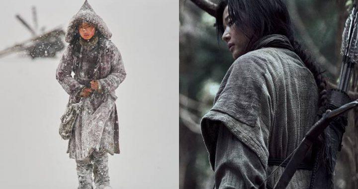 """จอนจีฮยอน(Jun Ji Hyun) อยู่อย่างโดดเดี่ยวทางเหนือที่หนาวเย็นและรกร้างใน """"Kingdom: Ashin Of The North"""""""