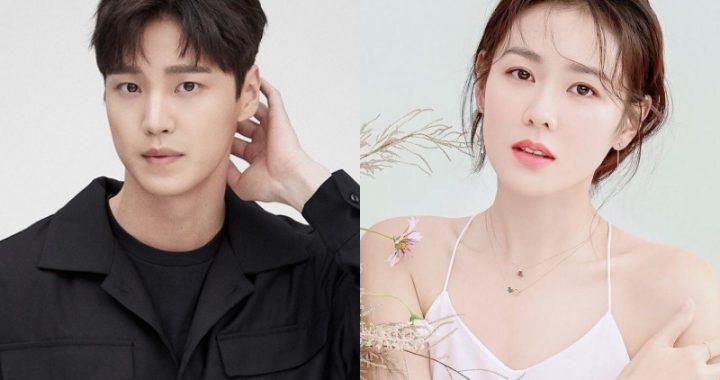 อีแทฮวาน(Lee Tae Hwan) กำลังเจรจาร่วมกับซนเยจิน(Son Ye Jin) ในละครเรื่องใหม่ทางช่อง JTBC