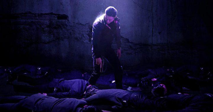 """นัมกุงมิน(Namgoong Min) เป็นผู้รอดชีวิตคนเดียวในโปสเตอร์สำหรับละครเรื่องใหม่ """"The Veil"""""""