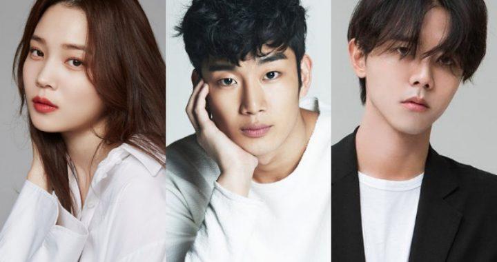 ยุนโซฮี(Yoon So Hee), ชเววอนมยอง(Choi Won Myeong), จูอูแจ(Joo Woo Jae) และอีกมากมาย คอนเฟิร์มสำหรับโปรเจ็กต์ของ Playlist Studio