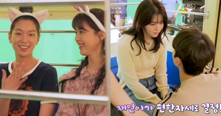 """ซงคัง(Song Kang) และฮันโซฮี(Han So Hee) กับเบื้องหลังการถ่ายทำในละครเรื่อง """"Nevertheless"""""""