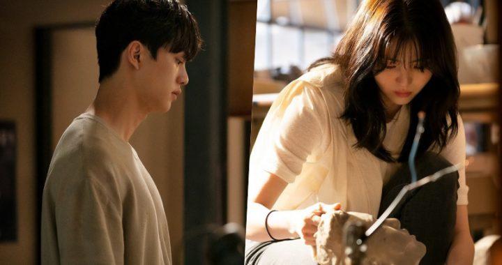 """ซงคัง(Song Kang) ปลอบฮันโซฮี(Han So Hee) ระหว่างที่เธอต้องดิ้นรนต่อสู้ใน """"Nevertheless"""""""