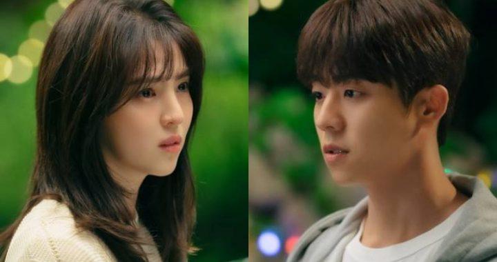 """ฮันโซฮี(Han So Hee) น้ำตาซึมกับคำสารภาพของแชจงฮยอบ(Chae Jong Hyeop) ใน """"Nevertheless"""""""