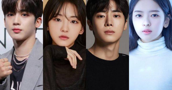 """คิมโยฮัน(Kim Yo Han), โชยีฮยอน(Cho Yi Hyun), ชูยองอู(Chu Young Woo), ฮวังโบรึมบยอน(Hwang Bo Reum Byeol) และอีกมากมาย เผยสิ่งที่ทำให้ """"School 2021"""" มีความพิเศษ"""