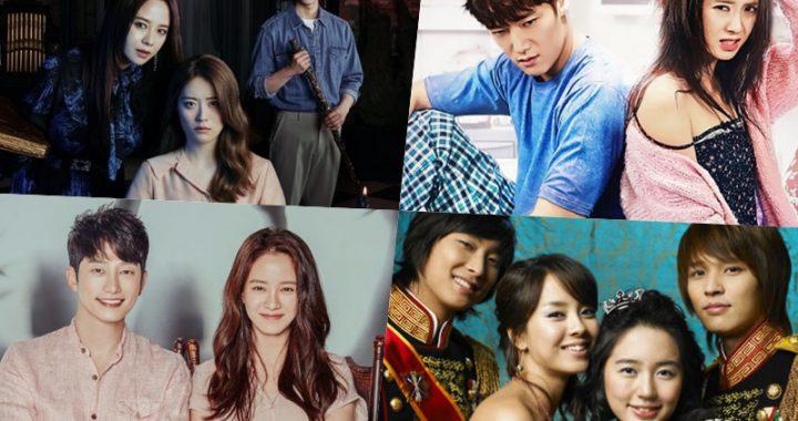 8 ละครเกาหลีนำแสดงโดยซงจีฮโย(Song Ji Hyo) ที่ไม่ควรพลาด