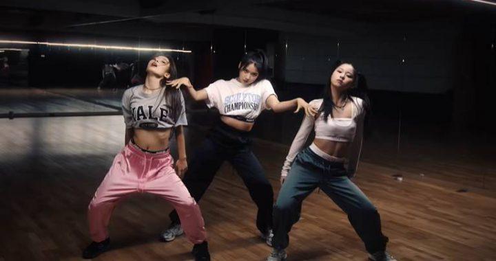 JYP Entertainment เปิดเผยวิดีโอการซ้อมเต้นแรกของ 3 สมาชิกจากเกิร์ลกรุ๊ปวงใหม่