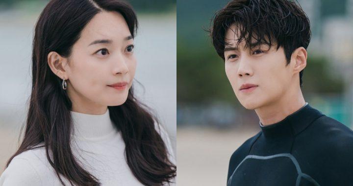 """ชินมินอา(Shin Min Ah) และคิมซอนโฮ(Kim Seon Ho) ครั้งแรกกับการเผชิญหน้าที่น่าจดจำใน """"Hometown Cha-Cha-Cha"""""""