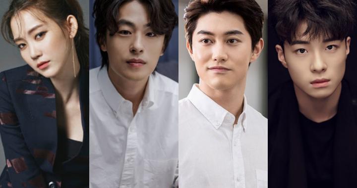"""ชินฮยอนบิน, กูคโยฮวาน, กวักดงยอน, นัมดารึม และอีกมากมาย รับบทนำในละครสยองขวัญเรื่องใหม่โดยผู้กำกับ """"Train To Busan"""""""