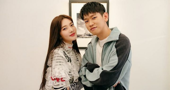 จอย(Joy) วง Red Velvet และ Crush คอนเฟิร์มเดทกัน