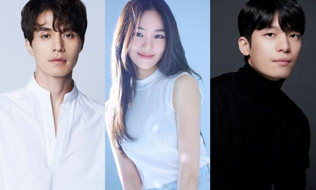 อีดงอุค(Lee Dong Wook), ฮันจีอึน(Han Ji Eun) และวีฮาจุน(Wi Ha Joon) คอนเฟิร์มสำหรับละคร OCN เรื่องใหม่