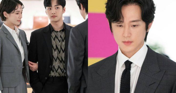 """พัคกยูยอง(Park Gyu Young) และคิมมินแจ(Kim Min Jae) แสดงเป็นคู่รักต่อหน้าควอนยูล(Kwon Yool) ใน """"Dali And Cocky Prince"""""""