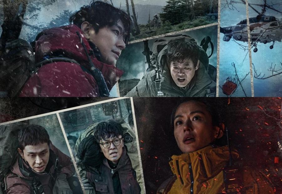 Jirisan / Cliffhanger เรื่องย่อซีรีย์เกาหลี