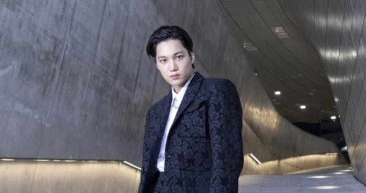 ไค(Kai) วง EXO ได้รับเลือกให้เป็นแอมบาสเดอร์ระดับโลกสำหรับงาน Seoul Fashion Week ฤดูใบไม้ผลิปี 2022