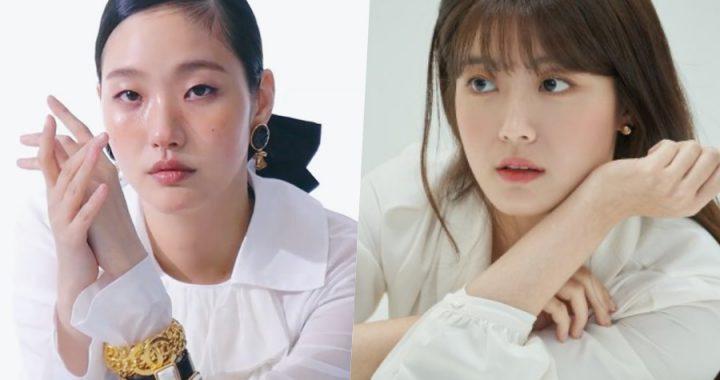 """คิมโกอึน(Kim Go Eun) และนัมจีฮยอน(Nam Ji Hyun) กำลังพูดคุยสำหรับละครเรื่องใหม่โดยผู้กำกับ """"Vincenzo"""""""
