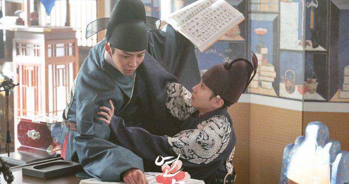 """โรอุน(Rowoon) วง SF9 ทำให้พัคอึนบิน(Park Eun Bin) ตกใจด้วยการแหกกฎเกณฑ์ในละครเรื่องใหม่ """"The King's Affection"""""""