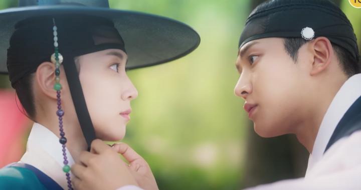 """โรอุน(Rowoon) วง SF9 รู้สึกสับสนในความรู้สึกที่มีต่อองค์ชายพัคอึนบิน(Park Eun Bin) ในทีเซอร์สำหรับ """"The King's Affection"""""""