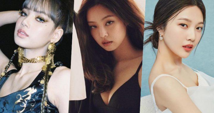 อันดับสมาชิกเกิร์ลกรุ๊ปเกาหลีที่ได้รับความนิยมมากที่สุดในเดือนกันยายน