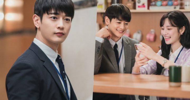 """มินโฮ(Minho) วง SHINee ขโมยหัวใจของคิมโกอึน(Kim Go Eun) และของทุกคนใน """"Yumi's Cells"""""""