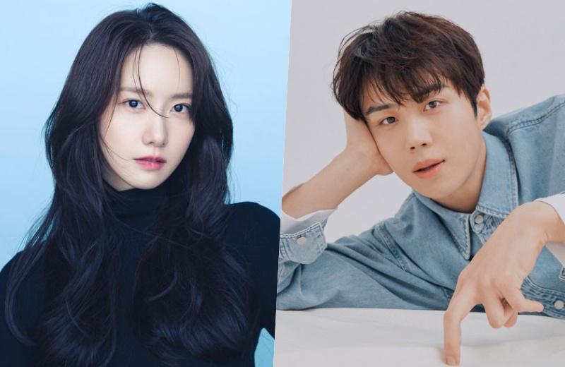 ยุนอา(YoonA) และคิมซอนโฮ(Kim Seon Ho)