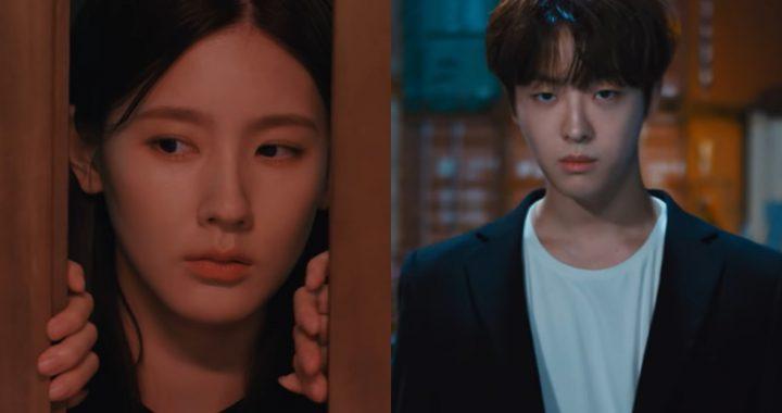 มิยอน(Miyeon) วง (G)I-DLE และอีแทบิน (Lee Tae Vin) แสดงทักษะการแสดงของพวกเขาในทีเซอร์สำหรับเว็บดราม่าเรื่องใหม่