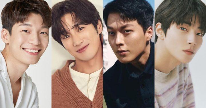 8 นักแสดงชายเกาหลีที่มีเสน่ห์ที่เริ่มต้นจากการเป็นนายแบบ
