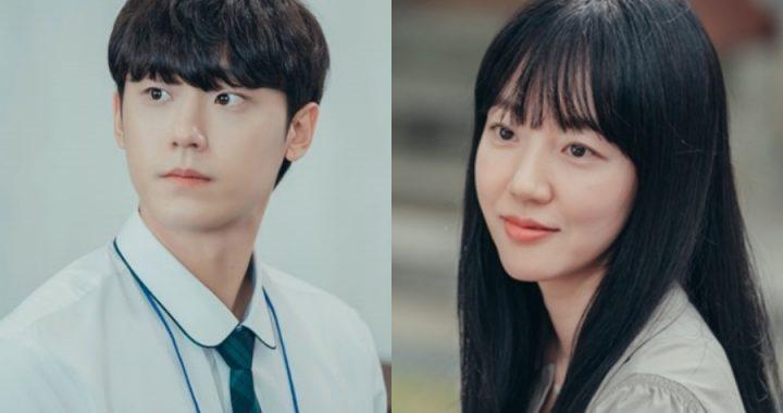 """อีโดฮยอน(Lee Do Hyun) และอิมซูจอง(Im Soo Jung) พูดคุยเกี่ยวกับการเรียนคณิตศาสตร์เพื่อเตรียมพร้อมสำหรับบทบาทของพวกเขาในฐานะอัจฉริยะและศาสตราจารย์ในละครเรื่อง """"Melancholia"""""""