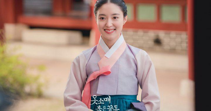 """อีเซยอง(Lee Se Young) อธิบายตัวละครของเธอใน """"The Red Sleeve Cuff"""" ว่าการทำงานร่วมกับจุนโฮ(Junho) วง 2PM เป็นอย่างไร และอีกมากมาย"""